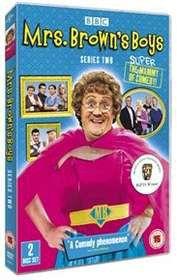 Mrs Brown's Boys: Series 2 (DVD)