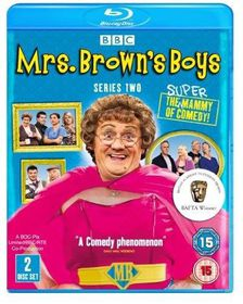 Mrs Brown's Boys Series 2 (Blu-ray)