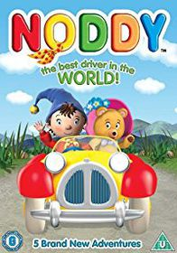 Noddy: The Best Driver in the World (DVD)