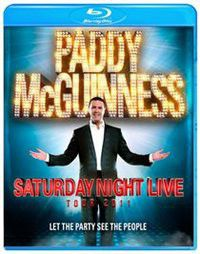 Paddy McGuinness Live 2011 (Blu-ray)