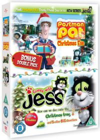 Postman Pat / Guess With Jess: Christmas Pack (DVD)