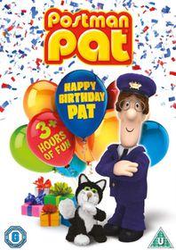 Postman Pat: Happy Birthday Postman Pat (DVD)