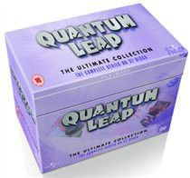Quantum Leap: The Complete Series 1-5 (Import DVD)