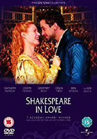 Shakespeare In Love - Costume Drama Collection (DVD)