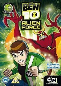 Ben 10 - Alien Force Vol.6 (DVD)