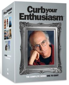 Curb Your Enthusiasm Complete Boxset 1-8 (Import DVD)