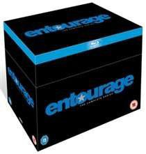 Entourage: The Complete Series (Parallel Import - Blu-ray)