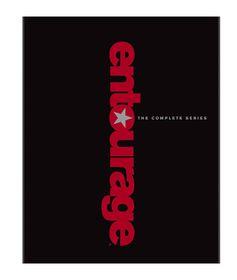 Entourage Season 1-8 Complete Boxset (23 Disc