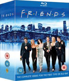Friends: Series 1-10 (Blu-ray)