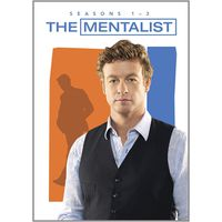 Mentalist Season 1-3 (16 Disc)