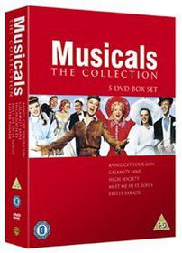 Musicals The Collection (DVD)