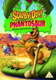 Scooby-doo Legend Of The Phantasaur (Import DVD)