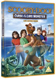 Scooby-doo Curse Of The Lake Monster (Import DVD)