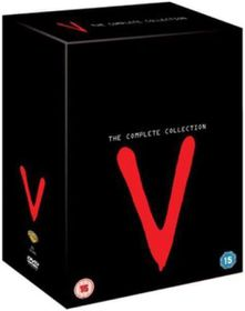V The Complete DVD Collection (Import DVD)