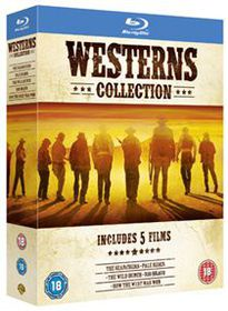 Westerns Collection (Import Blu-ray)