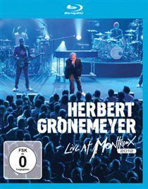 Herbert Grnemeyer: Live At Montreux 2012 (Blu-ray)