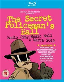 Secret Policeman's Ball - Various Artists (Blu-ray)