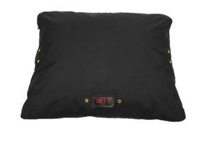 Wagworld - Large Paw X 4 Dog Bed - Black
