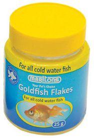 Marltons - Goldfish Flakes - 40g