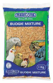 Marltons - Budgie Seed - 1kg