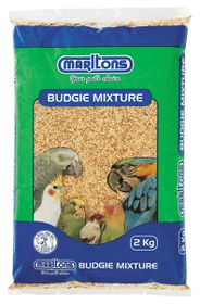 Marltons - Budgie Seed - 2kg