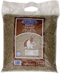 Marltons - Rabbit Pellets - 4kg