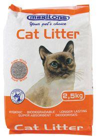 Marltons - Cat Litter - 2.5kg