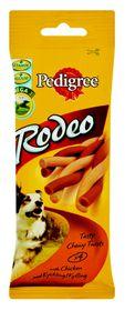 Pedigree - Rodeo Tasty Chicken Dog Food Treats - 4 Piece