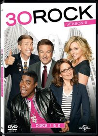 30 Rock Season 6 (DVD)
