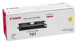 Canon 701 Yellow Laser Toner Cartridge