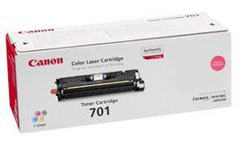Canon 701 Magenta Laser Toner Cartridge