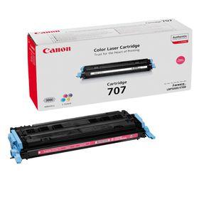 Canon 707 Magenta Laser Toner Cartridge