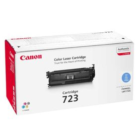 Canon Cartridge 723 Cyan Laser Toner