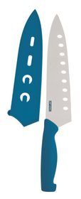 Neoflam - Stainless Steel Microban Chef Knife - Blue