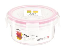 Snappy - Round Food Storage Container - 240ml