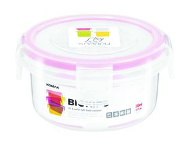 Snappy - 240ml Round Food Storage Container