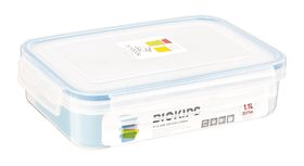 Snappy - Rectangular Food Storage Container - 1 Litre