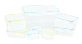 Snappy - Promotional Food Storage Container Set - 8 Piece