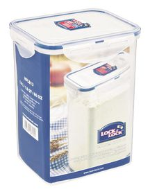 Lock and Lock - Rectangular Food Storage Container - 1.8 Litre