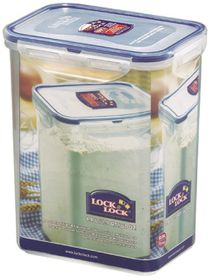 Lock and Lock - 1.8 Litre Rectangular Food Storage Container