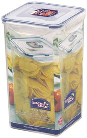 Lock and Lock - 4 Litre Square Food Storage Container
