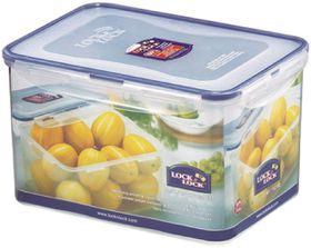 Lock and Lock - 4.5 Litre Rectangular Food Storage Container - 25cm x 18cm x15cm