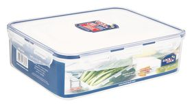 Lock and Lock - Rectangular Food Storage Container With Crisper - 3.9 Litre