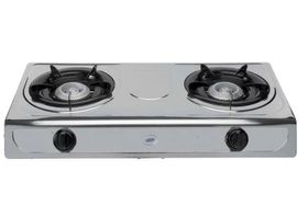 Cadac - 2 Plate Stainless Steel Stove