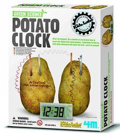 Green Science - Potato Clock