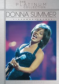 Donna Summer  - VH1 Presents Donna Summer Live & More - Platinum Collection (DVD)