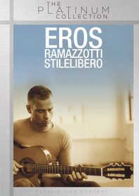 Eros Ramazzotti - Stilelibero - Platinum Collection (DVD)