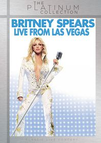 Spears Britney - Live From Las Vegas - Platinum Collection (DVD)