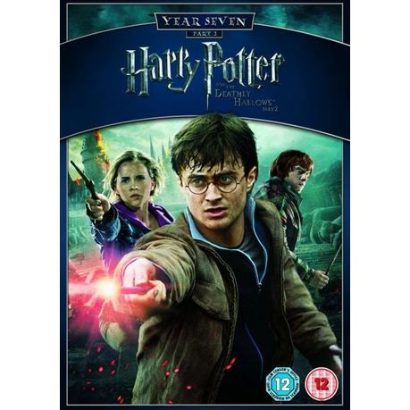 Harry Potter And The Deathly Hallows Part 2 2011 Dvd Buy Online In South Africa Takealot Com