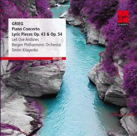 Red Line:Grieg Piano Concertos/Lyric - (Import CD)